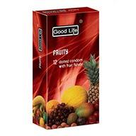 کاندوم میوه ای  ۱۲  عددی گودلایف