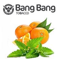 تنباکو پرتقال نعناع بنگ بنگ