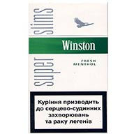 سیگار وینستون نعنایی باریک اصل