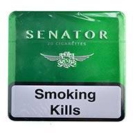 سیگار سناتور قوطی فلزی سیب ترش