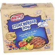 استیک برگر ۹۰٪ صدک ۶۰۰ گرم