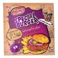 همبرگر مخصوص ۶۰٪  صدک