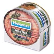 کنسرو تن ماهی با شوید مکنزی