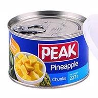 کمپوت آناناس حبه ای پیک