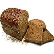 نان جو حجیم برش نخورده