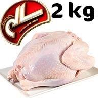 مرغ کشتار روز حدود 2000 گرم