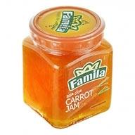 مربا هویج فامیلا  ۳۰۰  گرم