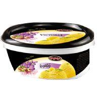 بستنی ظرفی زعفرانی دومینو