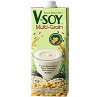 شیر سویا چند غله  V-soy