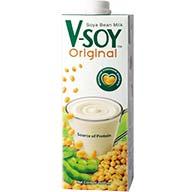 شیر سویا اریجینال  V-soy