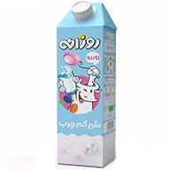 شیر کم چرب روزانه