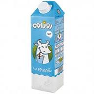شیر پرچرب روزانه