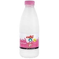شیر کم چرب بطری پگاه یک لیتر