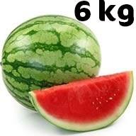 هندوانه ۶ کیلوگرمی