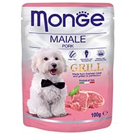 سوپ سگ monge