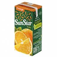آب پرتقال سان استار  200  سی سی