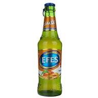 ماءالشعیر شیشه ای Efes  هلو