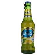 ماءالشعیر شیشه ای Efes  لیمو