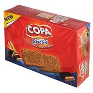 بیسکوییت کاکائویی کوپا