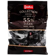 شکلات تلخ پاکتی 55درصد اکسترا