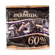 شکلات پاکتی ۶۰% تلخ پارمیدا