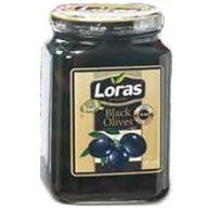 زیتون سیاه  loras