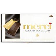 شکلات تلخ مرسی